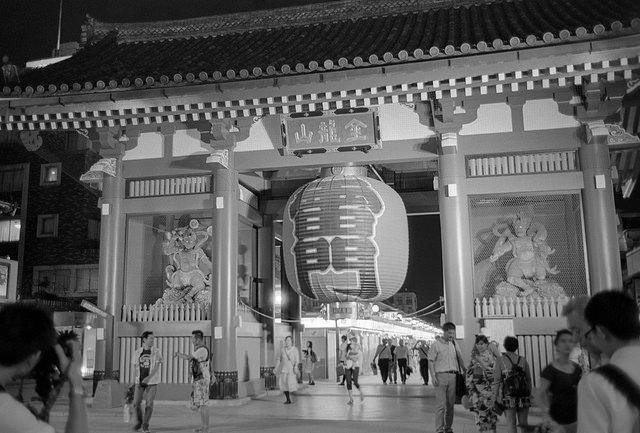 浅草 Night Photo Walk