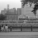 90mmで横浜散歩
