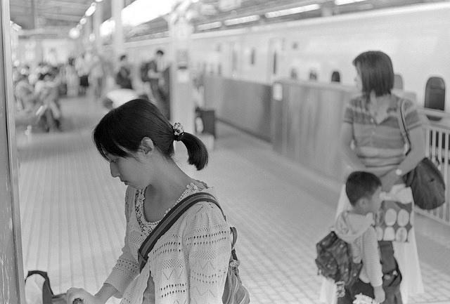 2015年、夏、大阪 1日目
