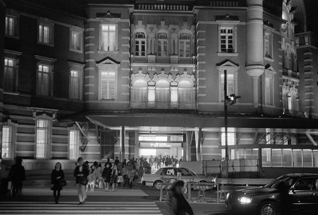 東京駅散策