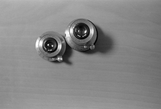 KJ的 焦点距離別レンズ話 標準編