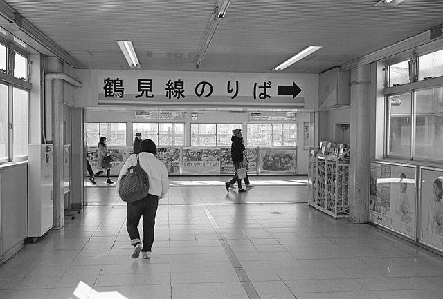 鶴見線さんぽ ライカ編