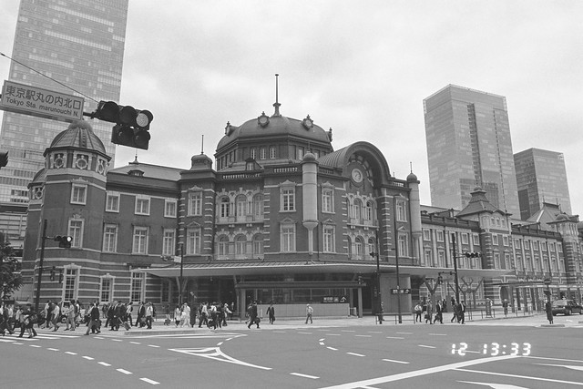 じゅんさんぽ 東京〜銀座編