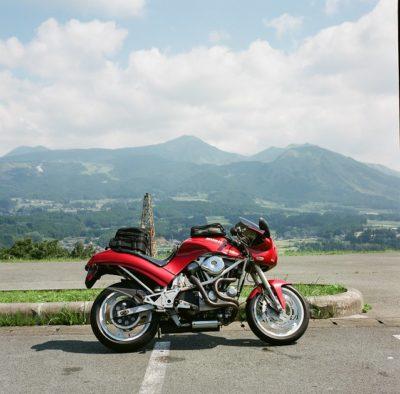 バイク乗りはカメラ好き?