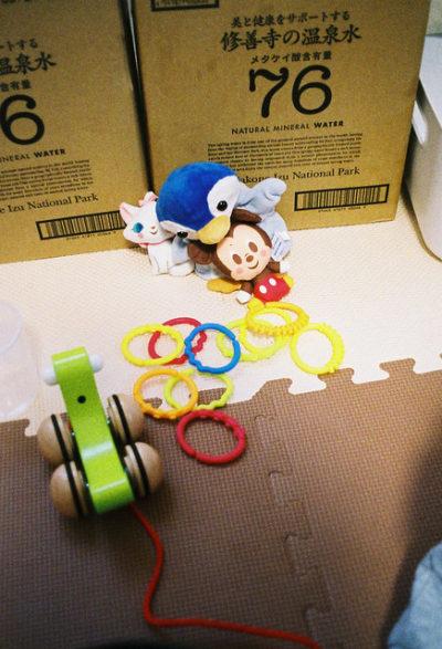 おもちゃの記録